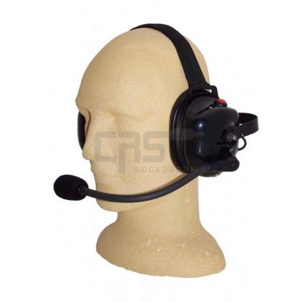 HEADSET HEAVY BEHIND-HEAD (NO CABLE) - CRS-HDHS