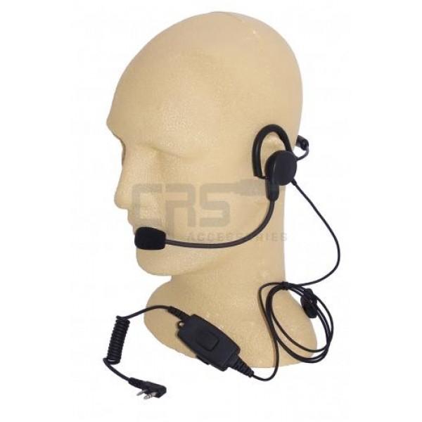 HEADSET LIGHTWEIGHT BEHIND-HEAD - CRS-LWHSB