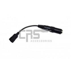 MP3/iPod EARPHONE ADAPTOR - CRS-Q2/iPod
