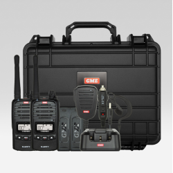 GME TX6160 UHF CB TWIN PACK