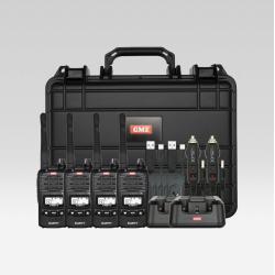 GME TX677 UHF CB QUAD PACK