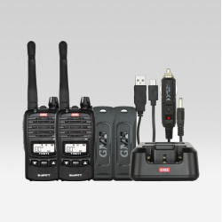 GME TX677 UHF CB TWIN PACK