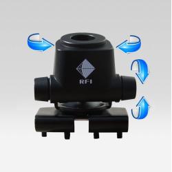 RFI BK-900 ADJUSTABLE BONNET/BOOT MOUNT