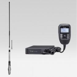 ICOM IC-450 UHF CB & UNIDEN AT880TWIN PACK