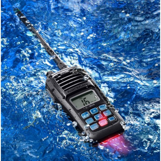 ICOM IC-M23 VHF MARINE RADIO (DISCONTINUED) - RUN OUT STOCK